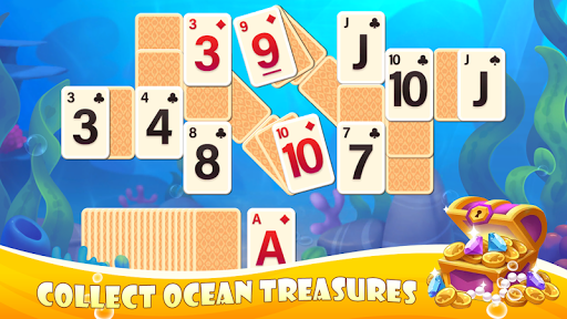 Solitaire Ocean Adventure apkmr screenshots 4