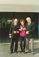 Photo: Rob, Ann Roggeveen en ?