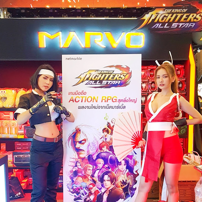 King of Fighters ALLSTAR TGS 2019