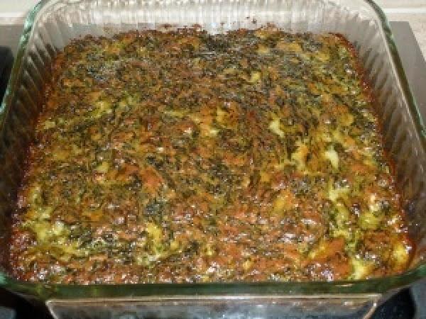 Spinach Madeleine Recipe