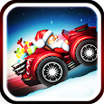 Christmas Snow Racing Icon