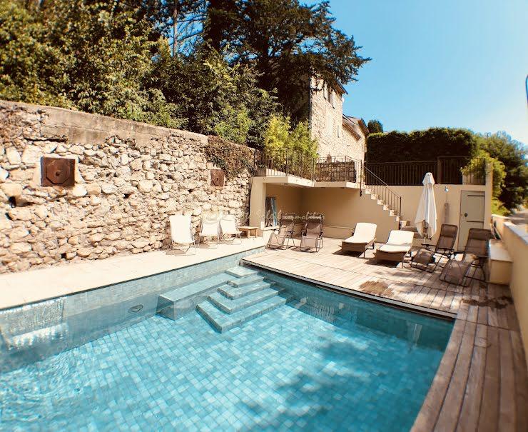 Vente maison 9 pièces 329 m² à Vezenobres (30360), 1 040 000 €