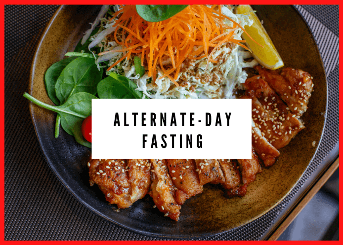 Alternate-day fasting method