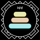 144 Steps
