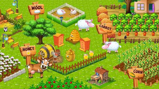 Little Farmer - Farming Simulator - Kids Games screenshots 4