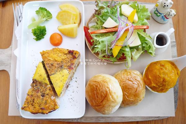 一緒二咖啡Cafe IsShoNi-中西區。早午餐輕食