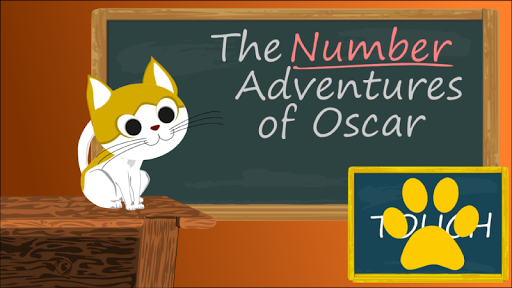 The Number Adventures of Oscar