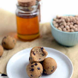 Peanut Butter Chickpea Energy Balls Recipe