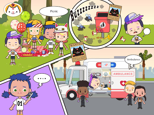 Miga Town: My Hospital 1.5 Screenshots 6