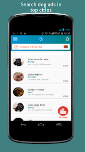 DogsMart - Dogs Buy and Sell screenshot 1