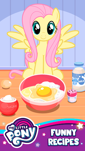 My little pony bakery story - screenshot