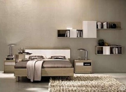Bedroom Wall Decoration Ideas Screenshot Thumbnail