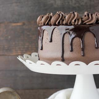 Chocolate Mudslide Cake