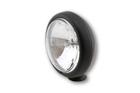 SHIN YO 4 1/2 inch high beam headlight, matte black