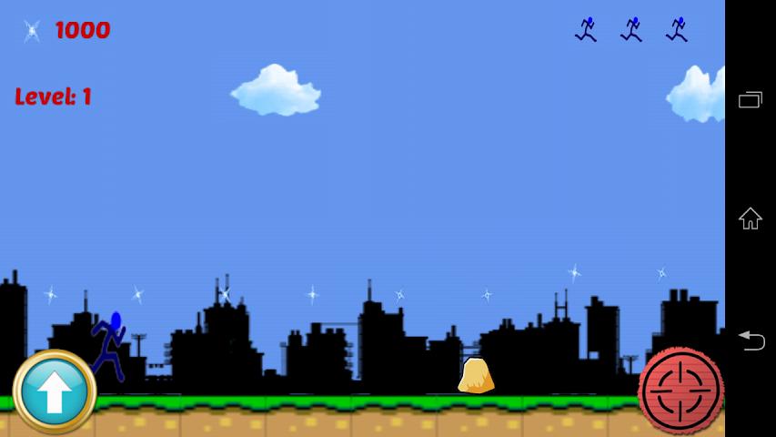 android Sponge Ninja Screenshot 1