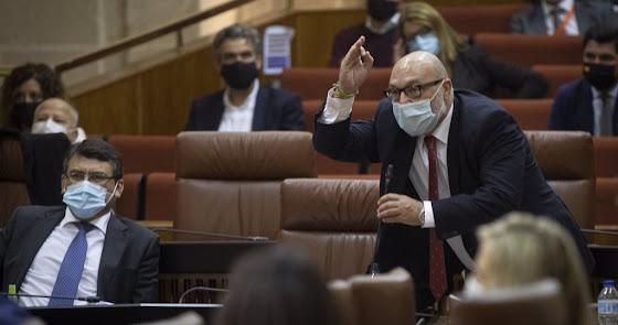 """""""A la porra"""": Vox abandona el Pleno del Parlamento tras un tenso choque verbal"""