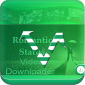 Romantic Video Status Download - Video Downloader Android APK Download Free By Blush Apps & Games