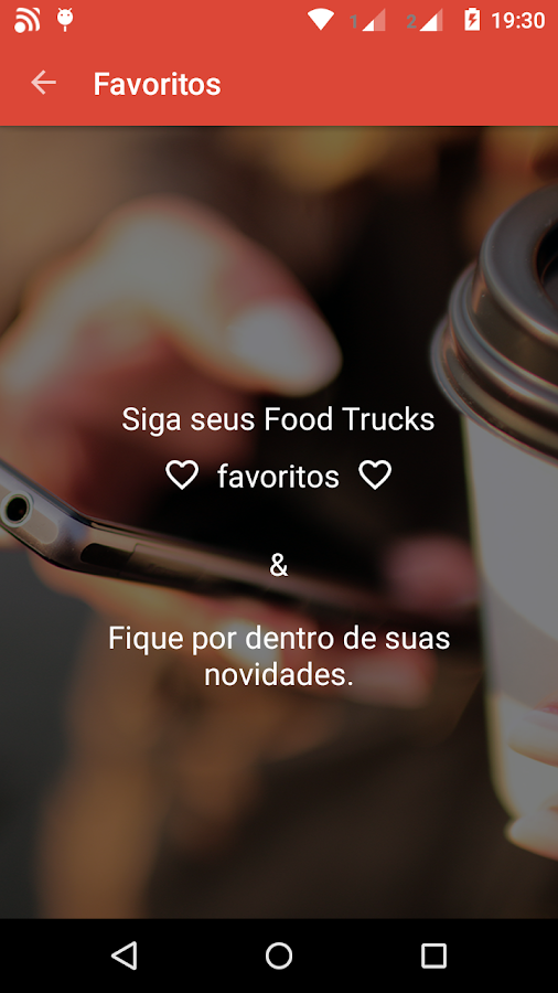 Ponto Food- screenshot