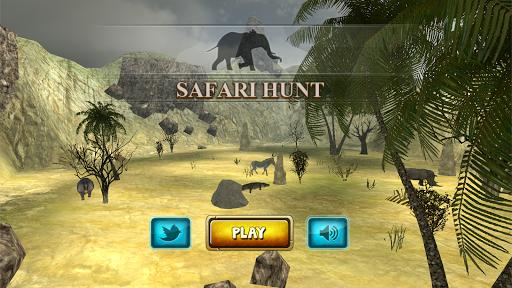 Safari Hunt : Revenge in Sands