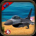 F18 Fighter Pilot 3D icon