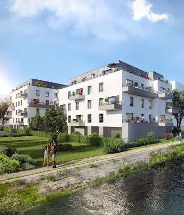 Vente appartement 5 pièces 89,76 m2