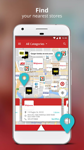 Tiendeo - Deals and Stores app (apk) free download for Android/PC/Windows screenshot