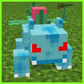 Mod Pixelmon for Minecraft PE