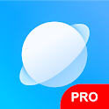 Mi Browser Pro - Video Download, Free, Fast&Secure icon