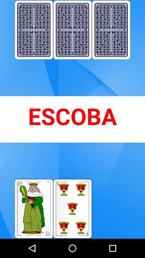La escoba: Juego de cartas android2mod screenshots 4