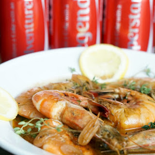 Coca Cola BBQ Shrimp