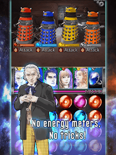 8 Doctor Who: Legacy App screenshot