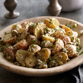 Deluxe Potatoe Salad Recipes