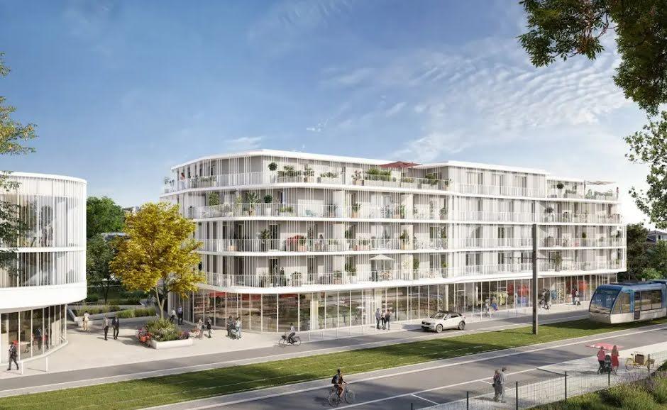Programme immobilier neuf au Bouscat : appartements du 1 pièce au 6 pièces à partir de 169000 €