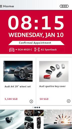 免費下載遊戲APP|Audi Top Service app開箱文|APP開箱王