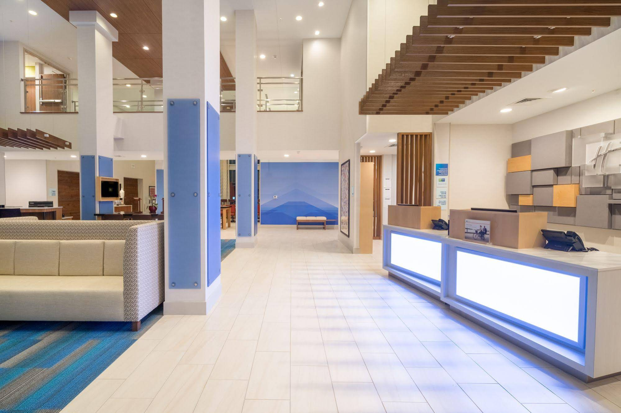 Holiday Inn Express and Suites Indianapolis NE Noblesville