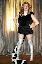 Photo: Barbarella Costume (Custom Ordered)