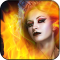 Fire Stickers & Photo Filters download