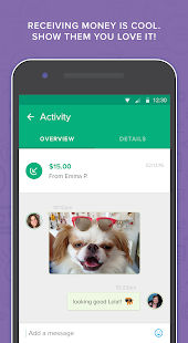 Circle Pay Screenshot 3