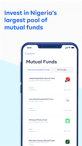 Cowrywise - Save and Invest Securely  screenshots 3