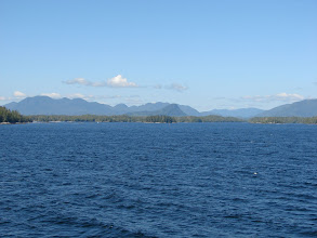 Photo: Seaforth Channel