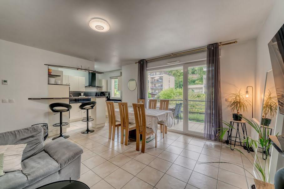 Vente appartement 3 pièces 64.89 m² à Pringy (74370), 320 250 €