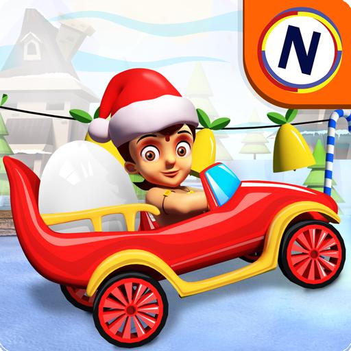 Chhota Bheem Egg Drive - Christmas Run (game)