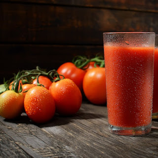 Spicy Tomato Juice.