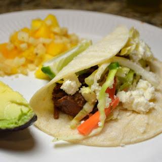 Shredded Beef Tacos (Carne Deshebrada)