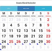 Deutschland Kalender