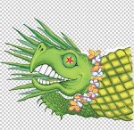 Logboat Pineapple Snapper
