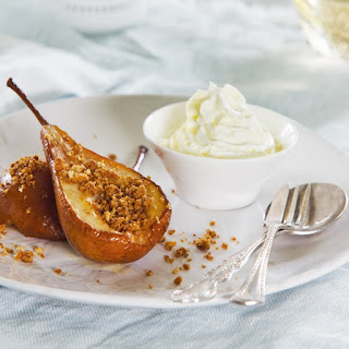 Baked Pears With Honey And Ginger Recipes