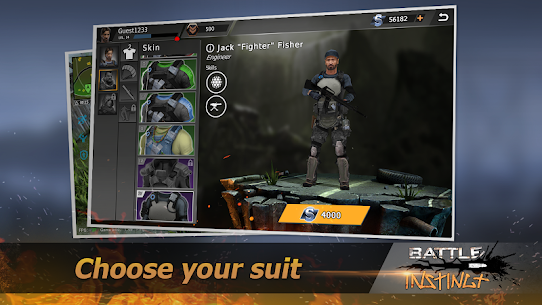 Battle Instinct v2.62 (Mod Money) APK 3