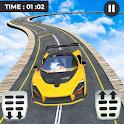 Mega Stunt Car Race Game - Free Car Games 2020 icon
