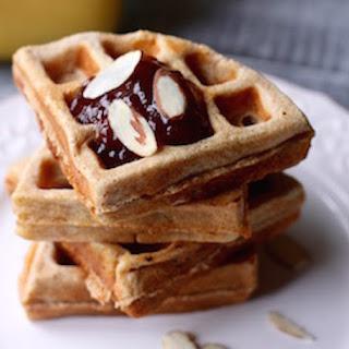 Spelt Belgian Waffles
